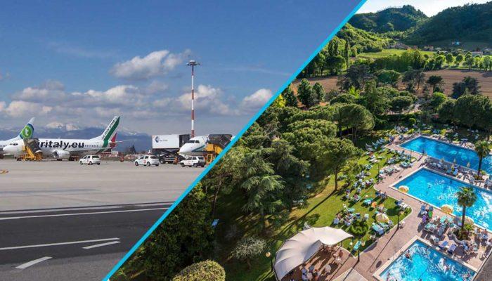 Transfer Star: трансфер по маршруту Аэропорт Вероны – Абано-Терме