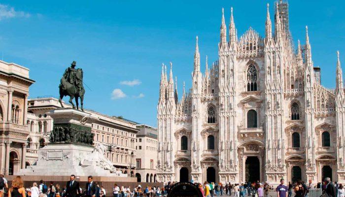 Transfer Star: Экскурсии по Милану из Вероны