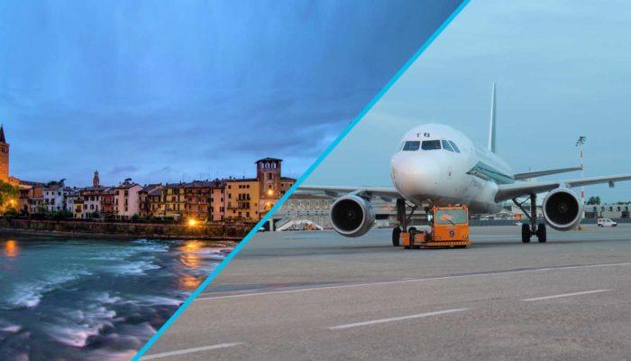 Transfer Star: трансфер по маршруту Верона – Аэропорт Милана «Линате»