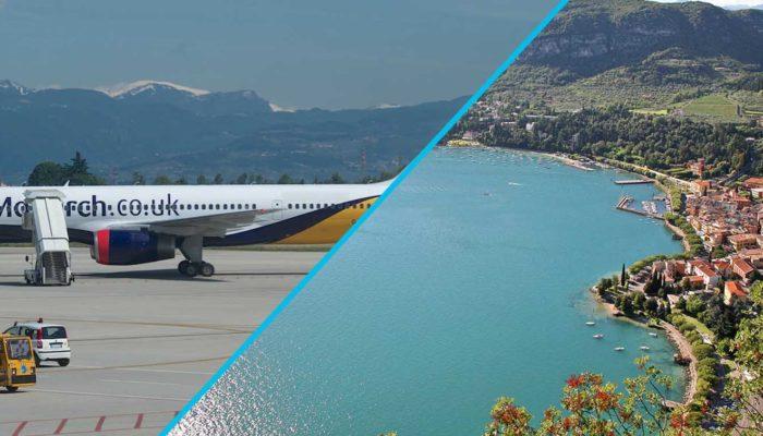 Transfer Star: трансфер по маршруту Аэропорт Вероны – Бардолино