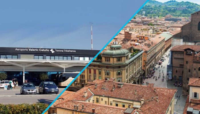 Transfer Star: трансфер по маршруту Аэропорт Вероны – Болонья