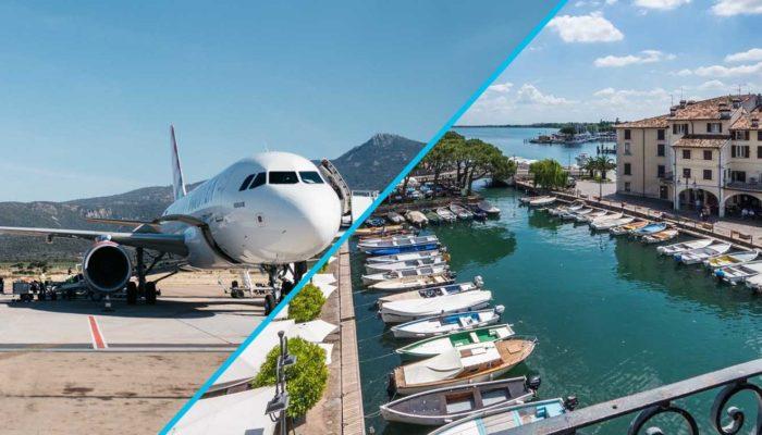 Transfer Star: трансфер по маршруту Аэропорт Вероны – Дезенцано
