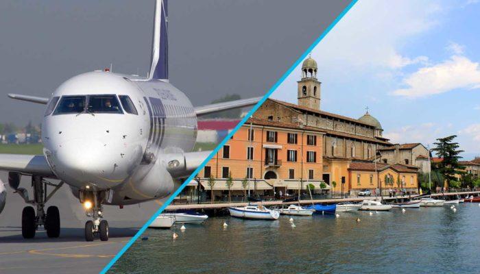 Transfer Star: трансфер по маршруту Аэропорт Вероны – Гардоне