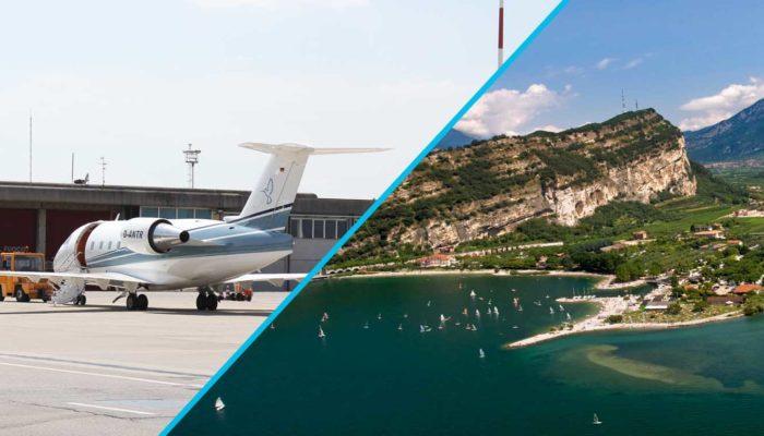 Transfer Star: трансфер по маршруту Аэропорт Вероны – Рива-дель-Гарда