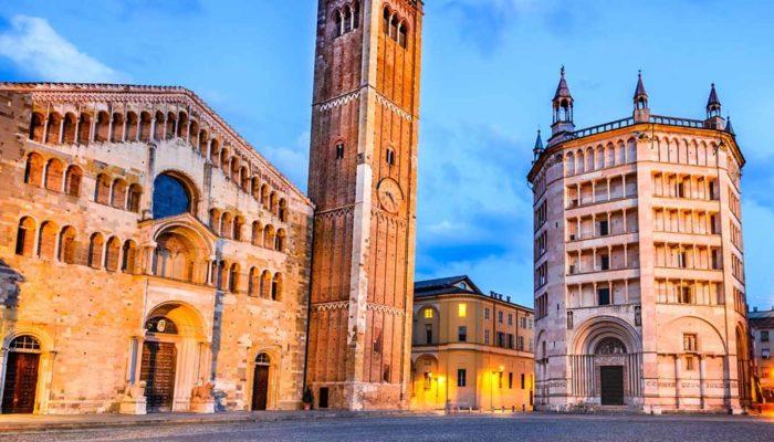 Transfer Star: Экскурсии по Парме из Вероны