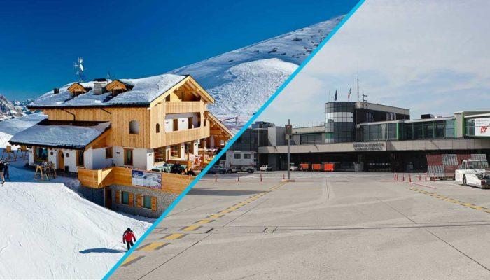 Transfer Star: трансфер по маршруту Кортина-д'Ампеццо – Аэропорт Бергамо