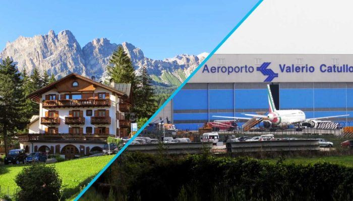 Transfer Star: трансфер по маршруту Кортина-д'Ампеццо – Аэропорт Вероны