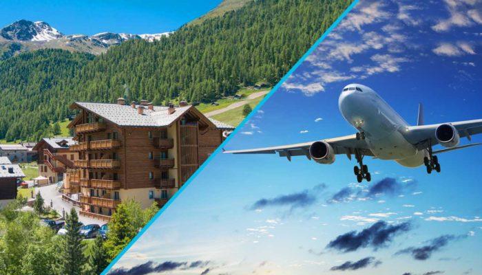 Transfer Star: трансфер по маршруту Мадонна-ди-Кампильо – Аэропорт Бергамо