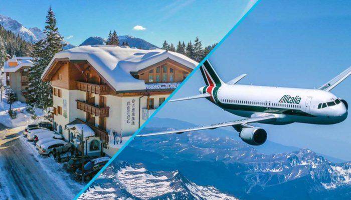 Transfer Star: трансфер по маршруту Мадонна-ди-Кампильо – Аэропорт Вероны