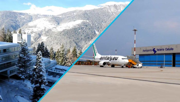 Transfer Star: трансфер по маршруту Мариллева 1400 – Аэропорт Вероны