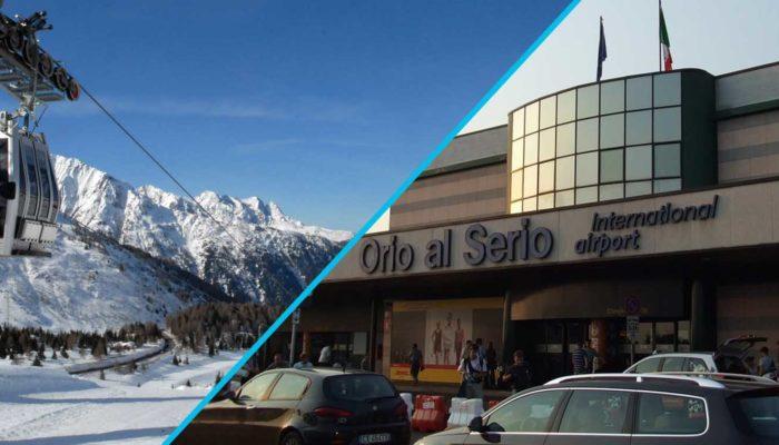 Transfer Star: трансфер по маршруту Пассо Тонале – Аэропорт Бергамо