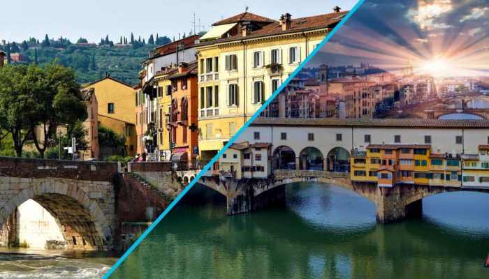 Transfer Star: трансфер по маршруту «Верона – Флоренция»