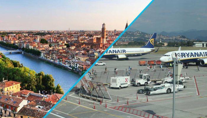 Transfer Star: трансфер по маршруту Верона – Аэропорт Бергамо