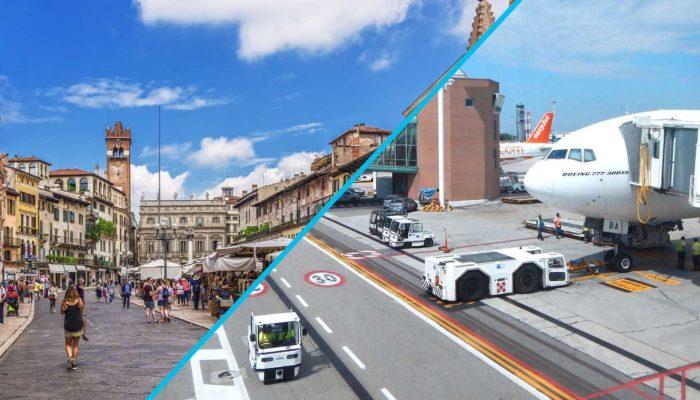 Transfer Star: трансфер по маршруту Верона – Аэропорт Венеции