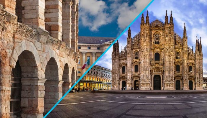 Transfer Star: трансфер по маршруту Верона – Центр Милана