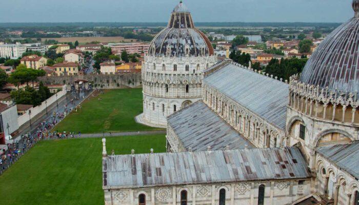 Transfer Star: Экскурсии по Пизе из Вероны