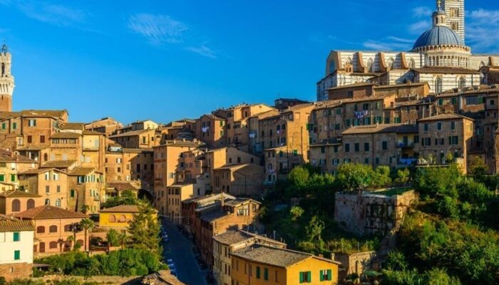 Transfer Star: Экскурсии по Сиене из Вероны